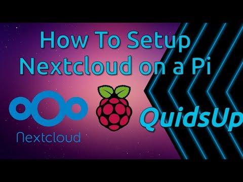 How to Setup Nextcloud on a Raspberry Pi
