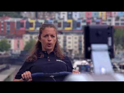 Power8 Sprints 350m indoor rowing challenge