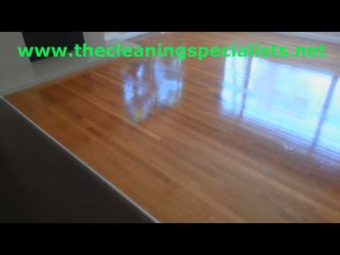 San Diego wooden floor cleaning, buffing and sealing