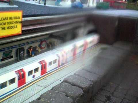 Legoland winsor london underground