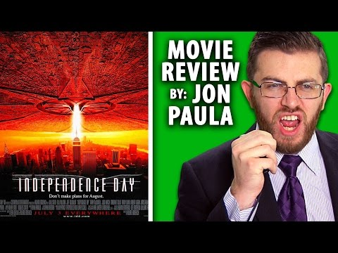 Independence Day -- Movie Review #JPMN