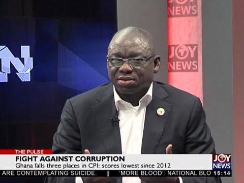 Fight against Corruption - The Pulse on JoyNews (22-2-18)