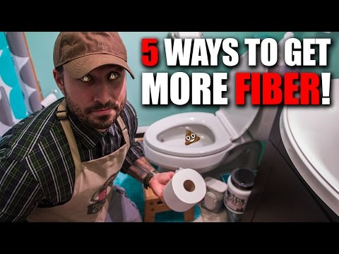 5 CHEAP WAYS TO GET MORE FIBER IN YOUR DIET
