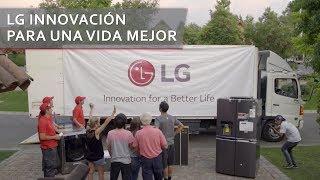 ¿Cómo cambia la vida de una familia con LG?   El Cambio LG
