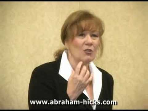 Abraham:  ALIGNING WITH YOUR VERITABLE FORTUNE - Esther & Jerry Hicks