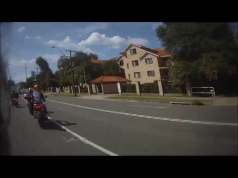 Netrider Sydney Learner Session - the after ride - pt 1