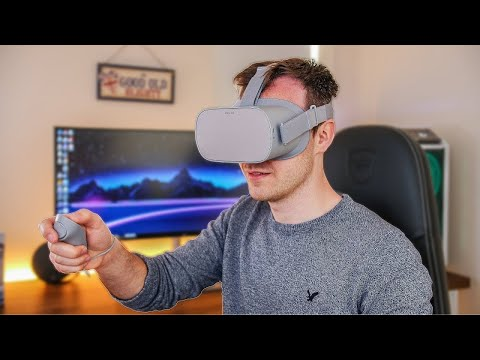 Oculus Go SETUP & REVIEW  - Best VR Headset? | The Tech Chap