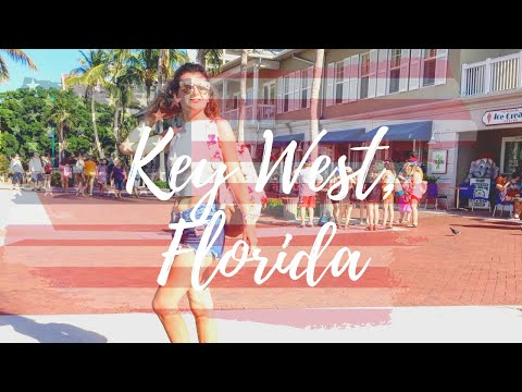 ☀️THE BEST OF KEY WEST AND DUVAL STREET   KEY WEST VLOG🌴