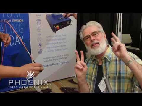 Phoenix Thera-Lase Systems at AMMG 2017