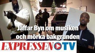 Rapparen Jaffar Byn i intervju från Hällbyfängelset