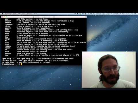 Installing vim and git on Arch Linux on Raspberry Pi Webserver