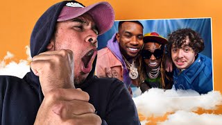 South African REACTS to Jack Harlow - WHATS POPPIN feat. Dababy, Tory Lanez, & Lil Wayne