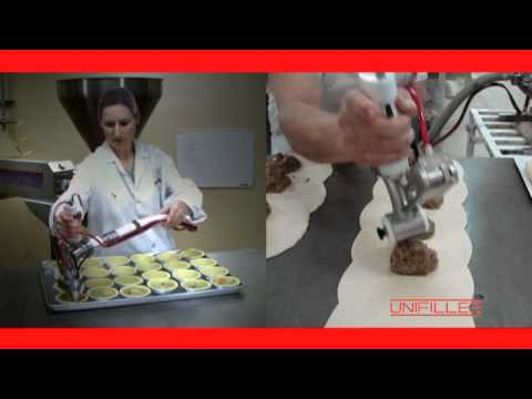 Food Filling Machines for meat pies