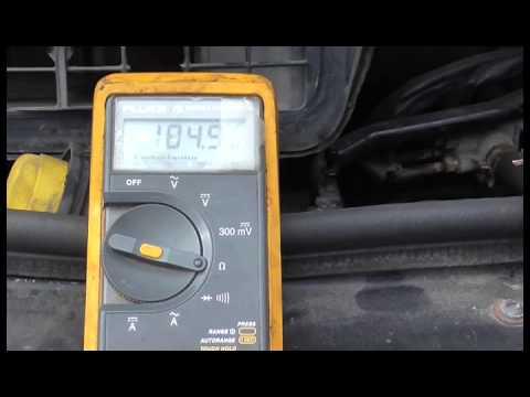 Testing 2.0L M9R Bosch Piezo Injectors