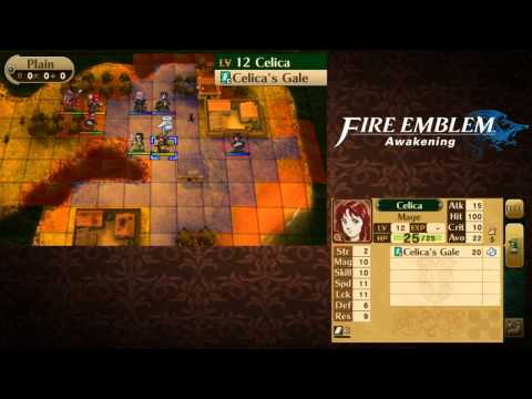 Fire Emblem: Awakening DLC - Xenologue: Champions of Yore 2