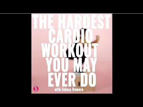 The Hardest Cardio Workout You May Ever Do | SHAPE