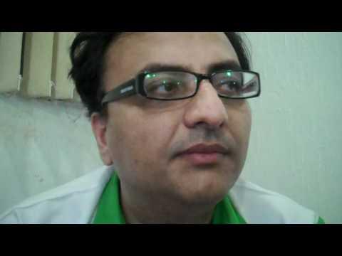 Job Description of Qanber Zaidi