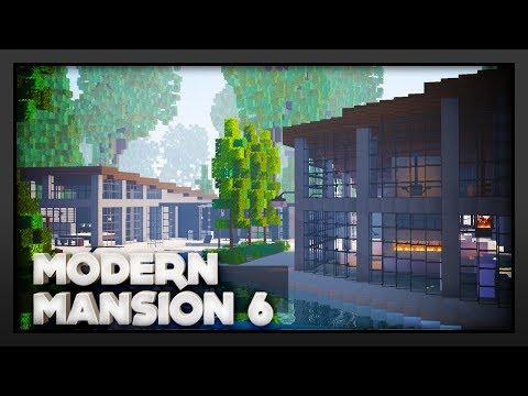 Minecraft - Modern Mansion 6
