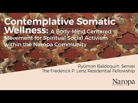 Ryūmon Hilda Baldoquín Sensei: Contemplative Somatic Wellness