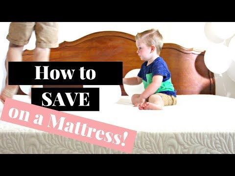 Lucid Mattress Review and Unboxing - How to Choose a Quality Mattress on a Small Budget
