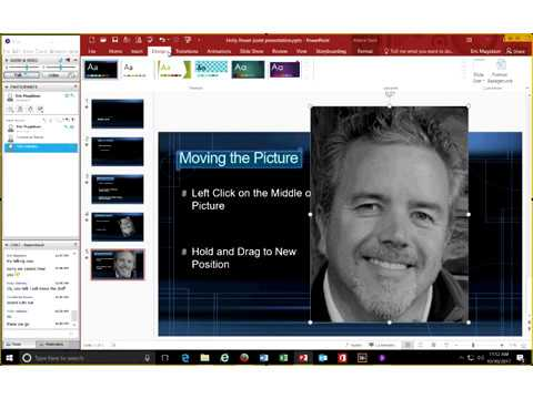 Basics of PowerPoint 2016 - Module 1 Class Lecture