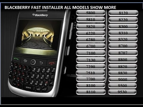 Fast installer blackberry fix all the models download