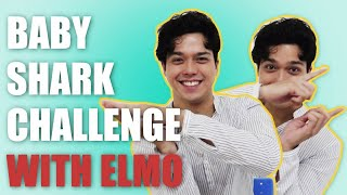 Elmo Magalona - Baby Shark Challenge