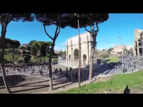 4 days in Rome and Pisa