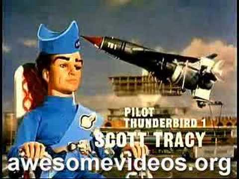 Thunderbirds TV Show Intro