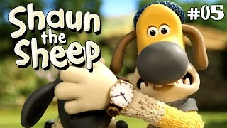 Shaun the Sheep - Ewe've Been Framed S2E5 (DVDRip XvID)HD