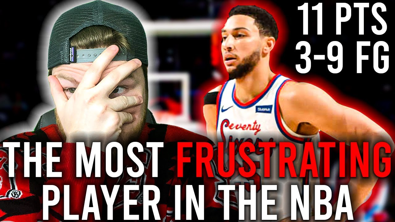 Ben Simmons Is The Most FRUSTRATING Player In The NBA