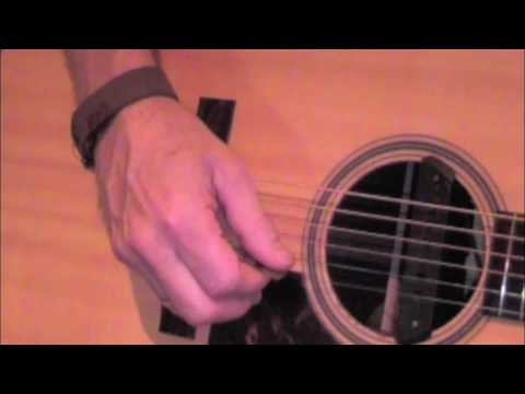 RIght Hand Technique for the Acoustic Guitar