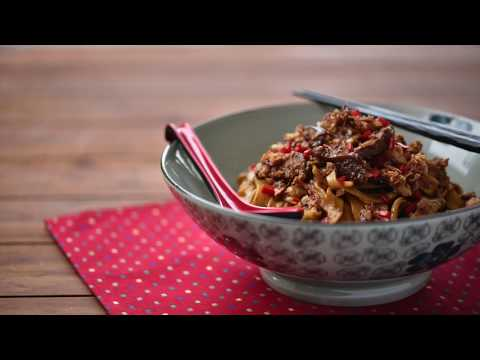 Thermomix® Singapore Easy Dried Pan Mee Recipe