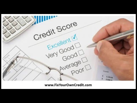 Credit Repair: Learn How I Fixed Credit Fast: Removed Collections and Adverse Accounts - In 20 Days