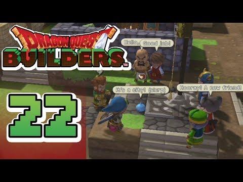 Dragon Quest Builders :: Ep 22 - Saving Splatrick!