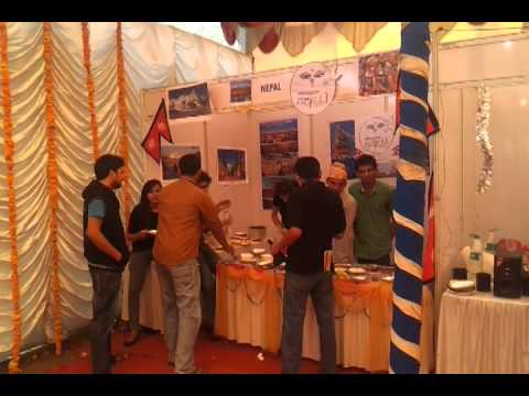 Food Festival - Pune University 2014 مهرجان الطعام جامعة بونا