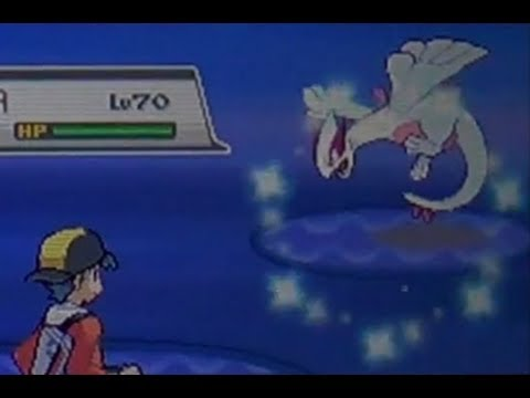 [1 Year Special] Live Shiny Lugia After 7,730 SRs! (Pokemon HeartGold)