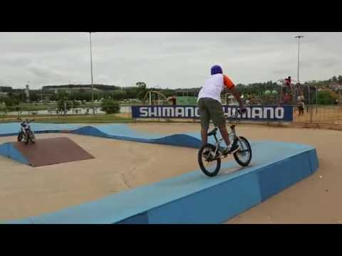 Pump Track no Shimano Bike Fest