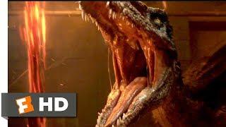 Download Jurassic World: Fallen Kingdom (2018) - Baryonyx Attack Scene (3/10) | Movieclips Video