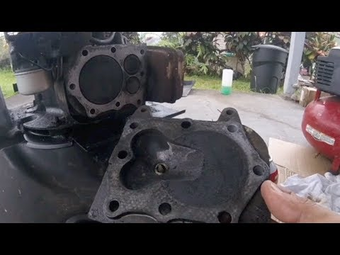 How to Clean and Remove Carbon Build Up on Small Engines