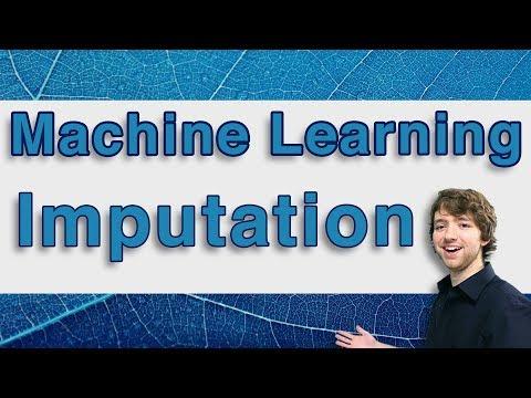 Machine Learning and Predictive Analytics - Imputation - #MachineLearning