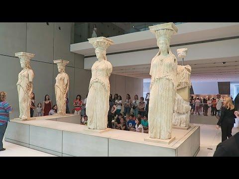 Ancient Acropolis Museum