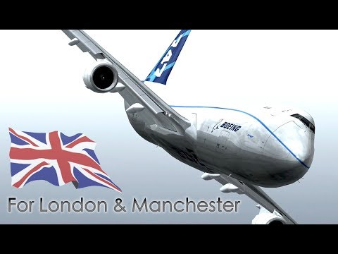 Infinite Flight Movie - For Manchester And London