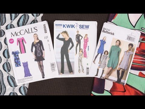 How to Sew With Knit Fabric - Knit 101