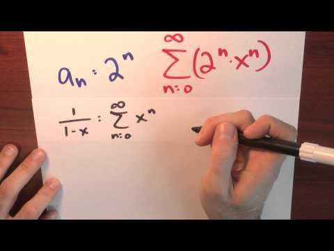 What are power series? - Week 5 Introduction - Sequences and Series