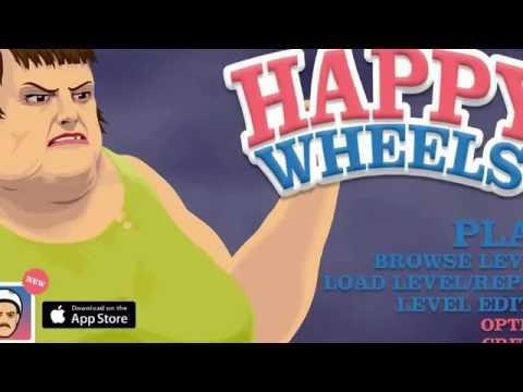 Happy Wheels I AM DEAF!!!!!!!!!! #2