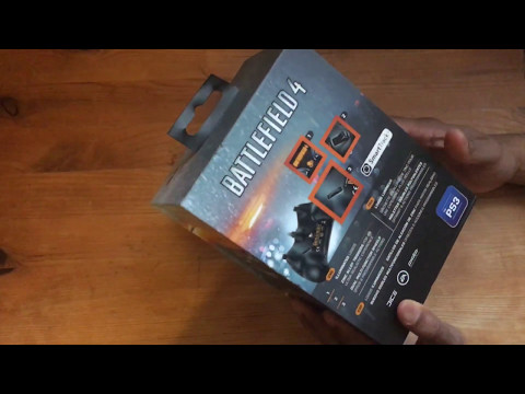 Official Wired Controller Battlefield 4 for PlayStation 3 Tamil Unboxing