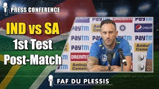 Need to figure a way to take 20 wickets in the next Test - Faf du Plessis