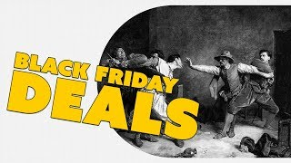 BEST BLACK FRIDAY DEALS: GameStop, XBL, PSN, PC Components & More! - The Know Game News