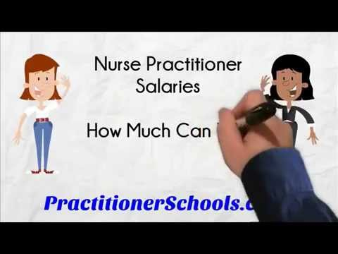 Family Nurse Practitioner Salaries - How Much Do They Make?